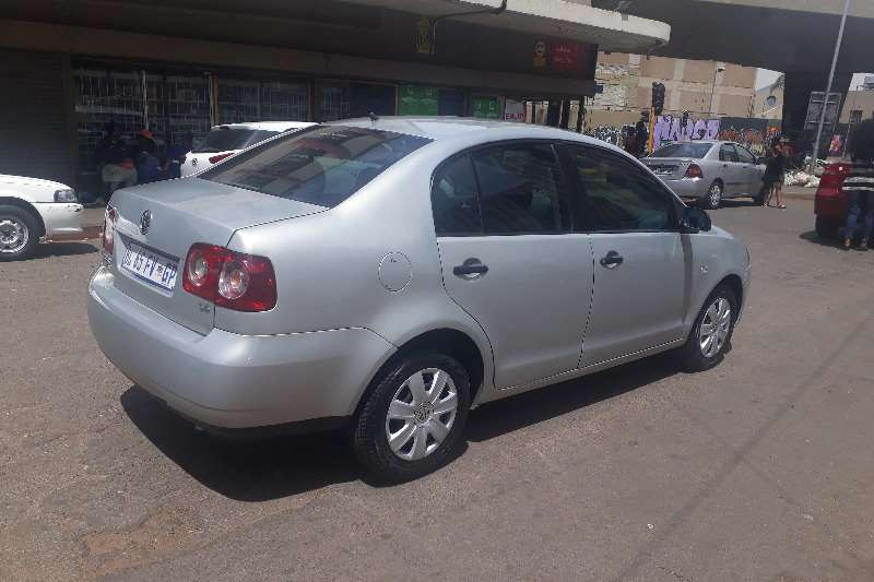 2011 VW Polo Vivo sedan