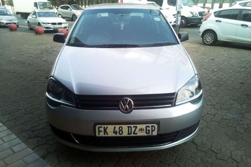 2012 VW Polo Vivo sedan