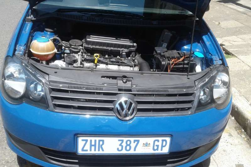 VW Polo Vivo Sedan POLO VIVO 1.4 2010