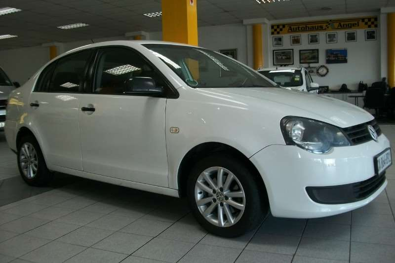 VW Polo Vivo sedan POLO VIVO 1.6 2012