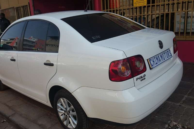 VW Polo Vivo Sedan POLO VIVO GP 1.4 TRENDLINE 2012