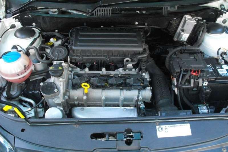 VW Polo Vivo Sedan POLO VIVO GP 1.4 TRENDLINE TIP 2016