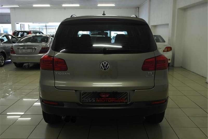 VW Tiguan 1.4 TSI B/MO TREN FUN (90KW) 2012