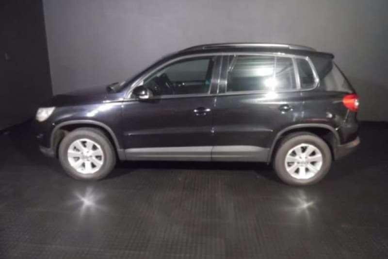 VW Tiguan 1.4TSI 110kW Trend&Fun 2010
