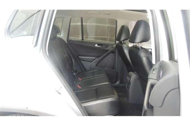 VW Tiguan 1.4TSI 110kW Trend&Fun 2011