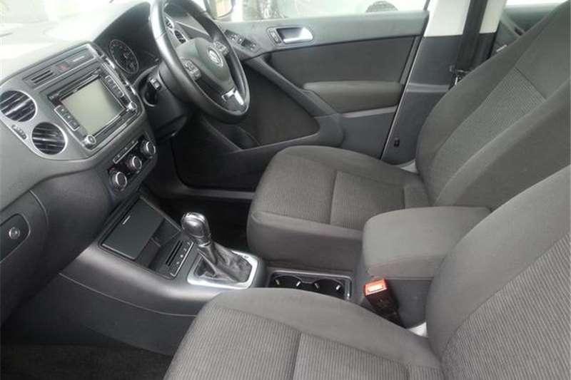 VW Tiguan 1.4TSI 118kW Trend&Fun Auto 2013