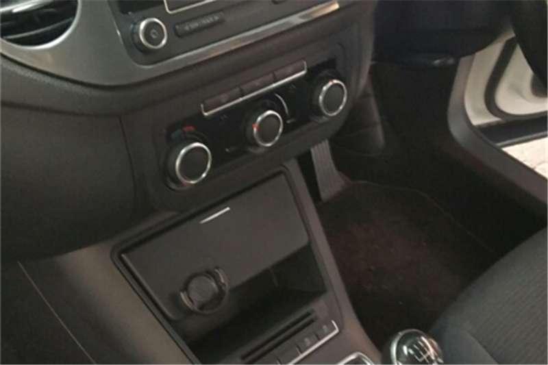 VW Tiguan 1.4TSI 90kW Trend&Fun 2011