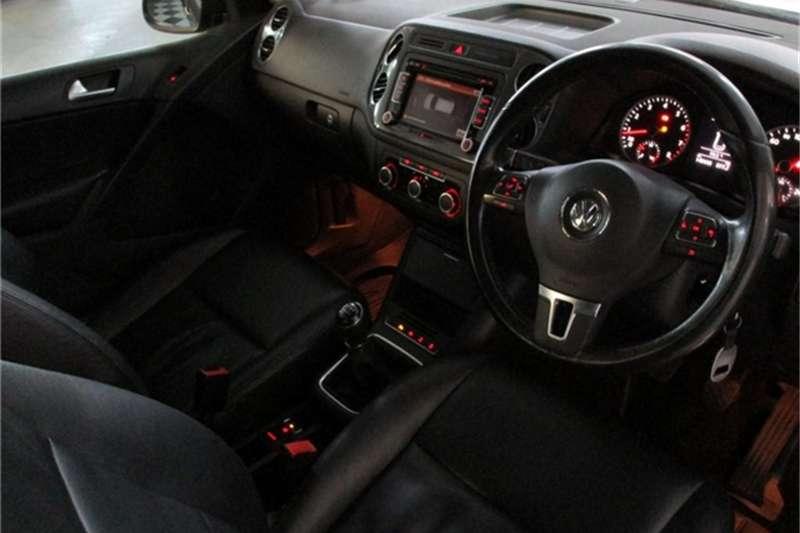 VW Tiguan 1.4TSI 90kW Trend&Fun 2013