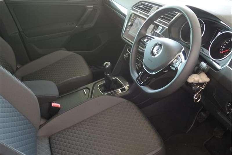 VW Tiguan 1.4TSI Comfortline auto 2018