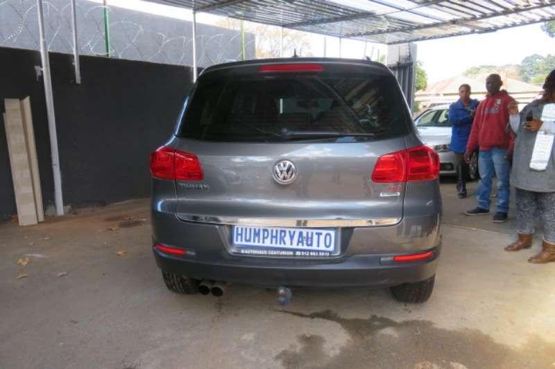 VW Tiguan 1.4TSI DSG Bluemotion 2014