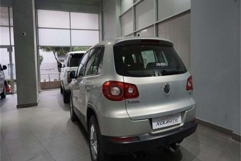 VW Tiguan 1.4TSI Track&Field 4Motion 2008