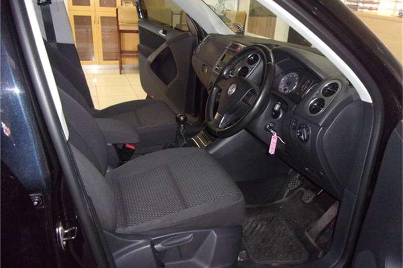 VW Tiguan 1.4TSI Trend&Fun 2010