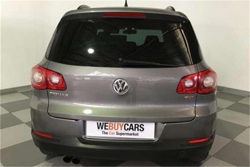 VW Tiguan 1.4TSI Trend&Fun 4Motion 2008