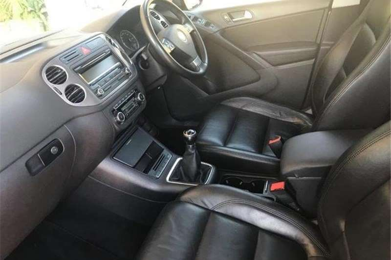 VW Tiguan 1.4TSI Trend&Fun 4Motion 2010