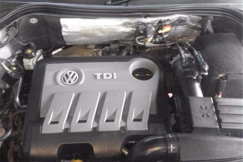 VW Tiguan 2.0 TDI SPRT STYL 4/MOT DSG 2015
