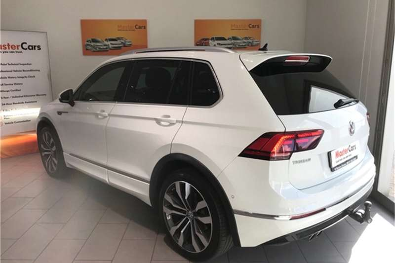 VW Tiguan 2.0TDI 4Motion Highline 2017