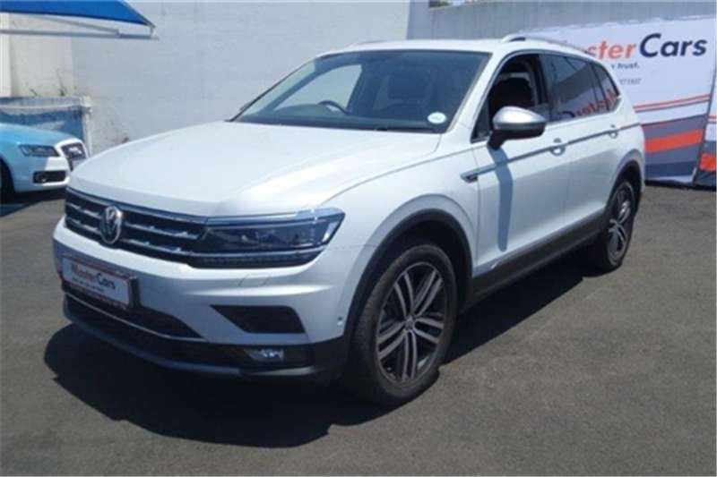 VW Tiguan 2.0TDI 4Motion Highline 2018