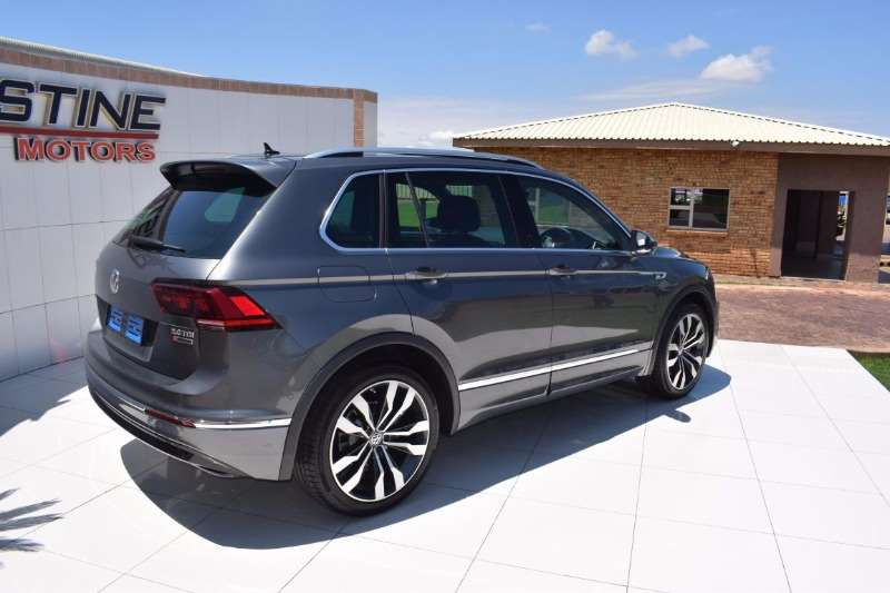 Awd Cars For Sale >> 2018 VW Tiguan 2.0TDI 4Motion Highline R Line Crossover - SUV ( Diesel / AWD / Automatic ) Cars ...