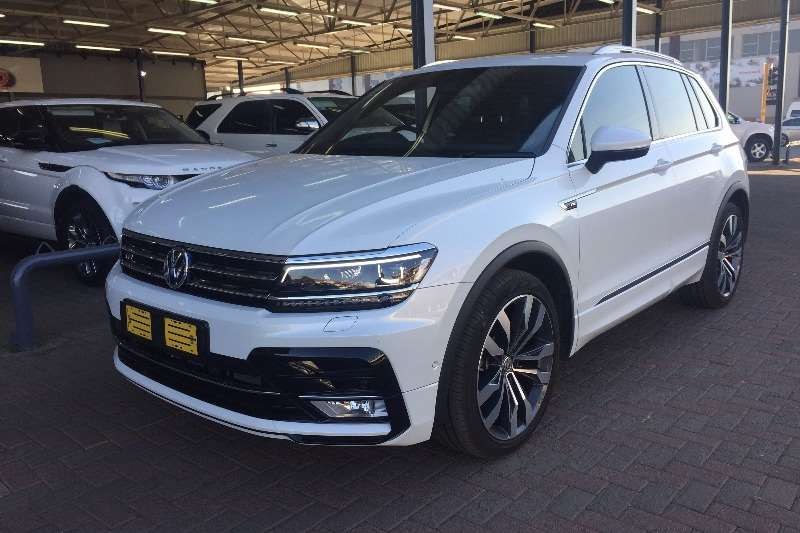 Vw Tiguan 2 0tdi 4motion Highline R Line Dsg 2017