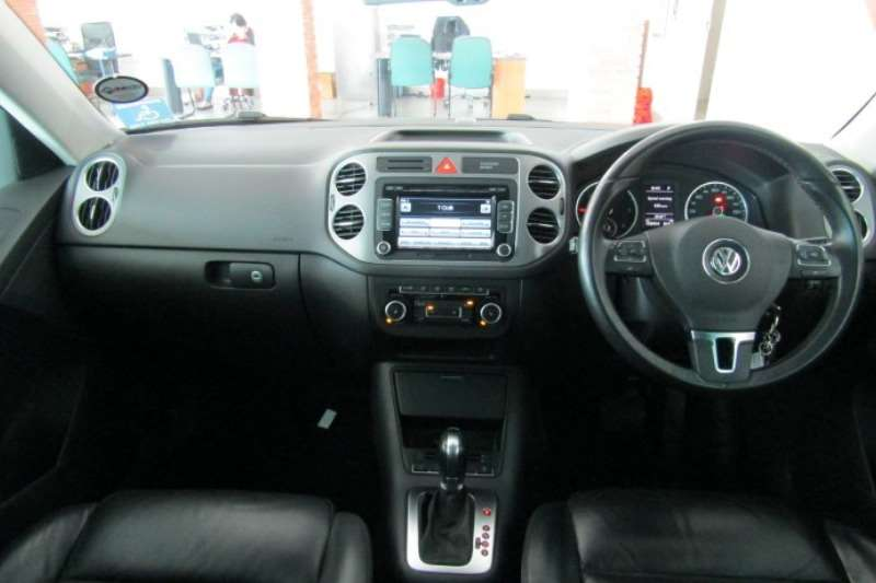 VW Tiguan 2.0TDI 4Motion Sport&Style 2011