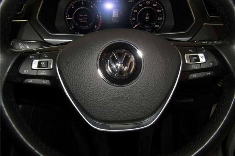 VW Tiguan 2.0TDI Comfortline 2017