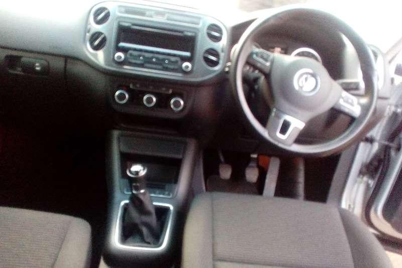VW Tiguan 2.0TDI Sport&Style 4Motion 2015
