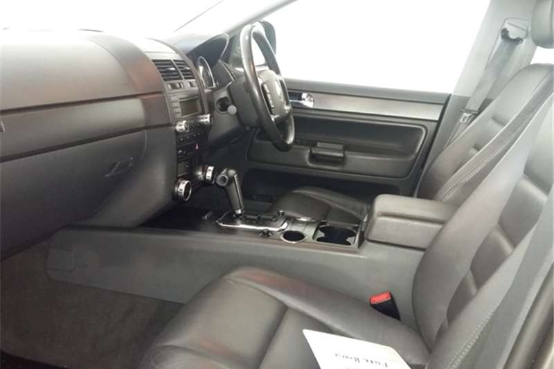 VW Touareg 3.0 V6 TDI 2009