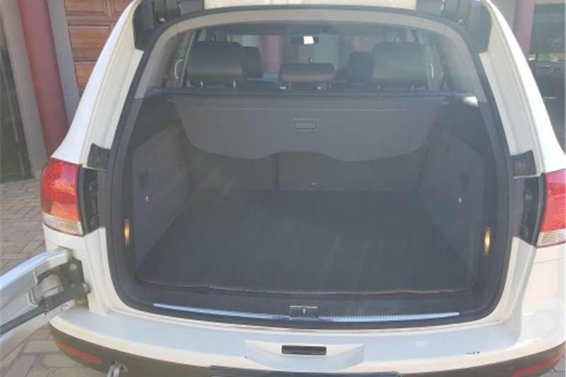 VW Touareg V6 TDI 2005