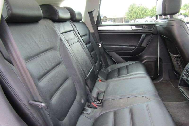 VW Touareg V6 TDI 2014