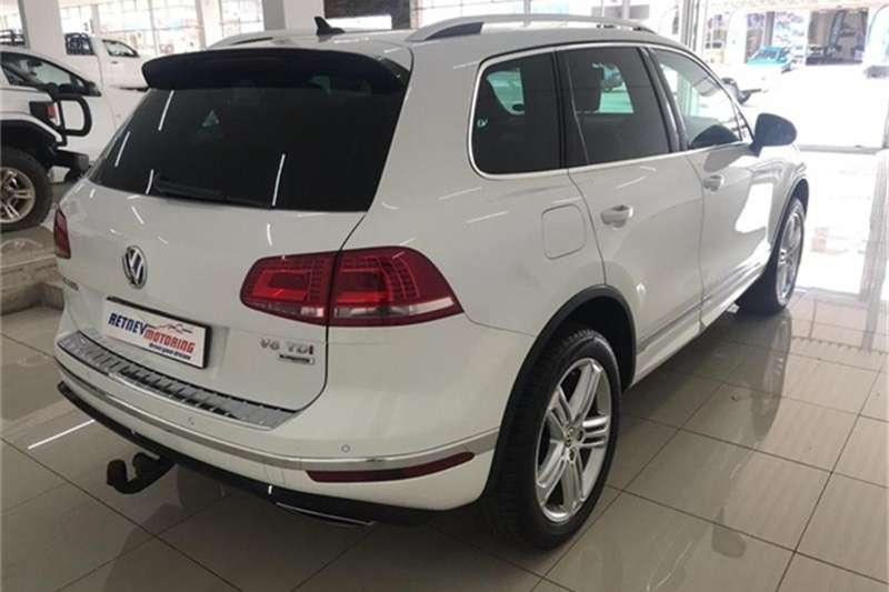 VW Touareg V6 TDI 2015