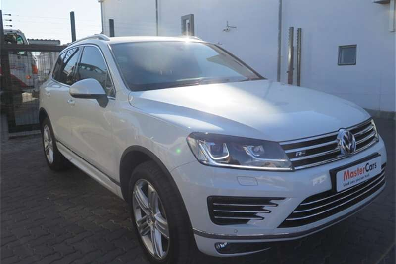 Vw Touareg V6 Tdi Luxury 2017