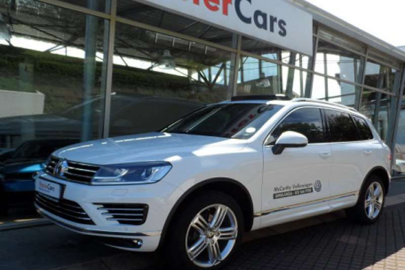 2017 Vw Touareg V6 Tdi Luxury Cars For In Kwazulu Natal R 899 790 On Auto Mart