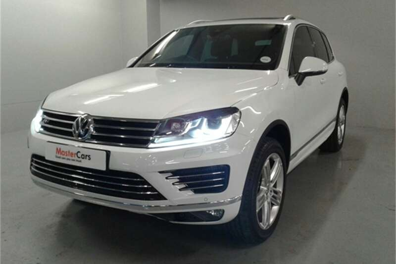 2017 Vw Touareg V6 Tdi Luxury Cars For In Gauteng R 781 620 On Auto Mart