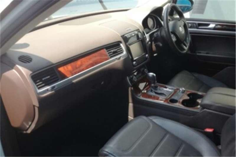 2012 VW Touareg