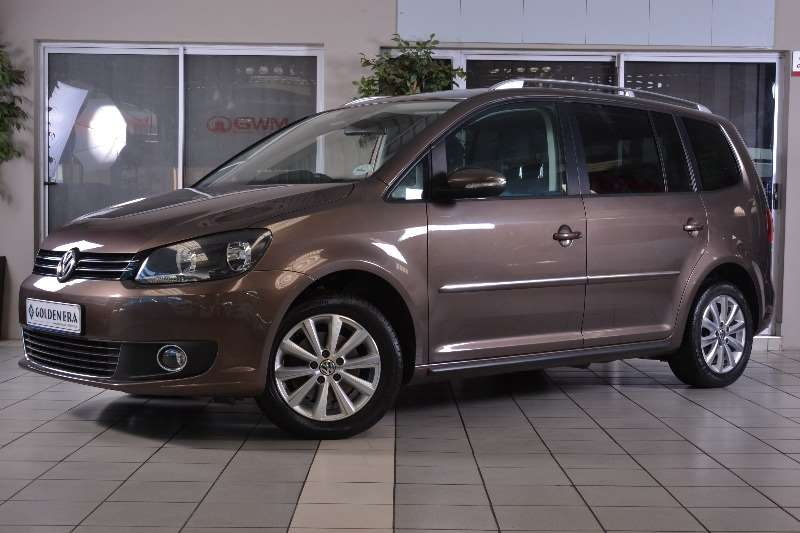 2015 VW Touran 1.4TSI Highline