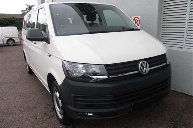 VW Transporter 2.0TDI crew bus LWB 10-seater 2017