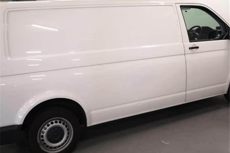 VW Transporter 2.0TDI panel van LWB 2019