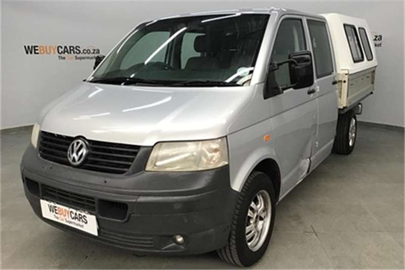 2007 vw transporter transporter 2.5tdi 96kw double cab cars for sale