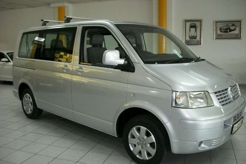 VW Transporter 2.5TDI SWB 4Motion 2009
