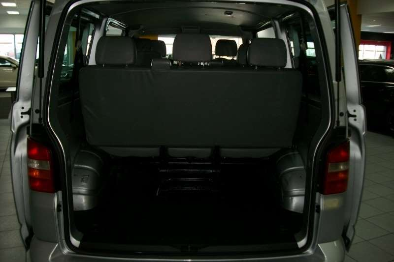 VW Transporter 2.5TDI SWB 4Motion 2009
