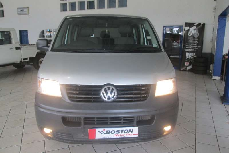 2010 vw transporter crew bus 2.5 tdi crew bus cars for sale in