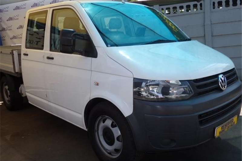 2012 VW Transporter 2.0BiTDI double cab 4Motion