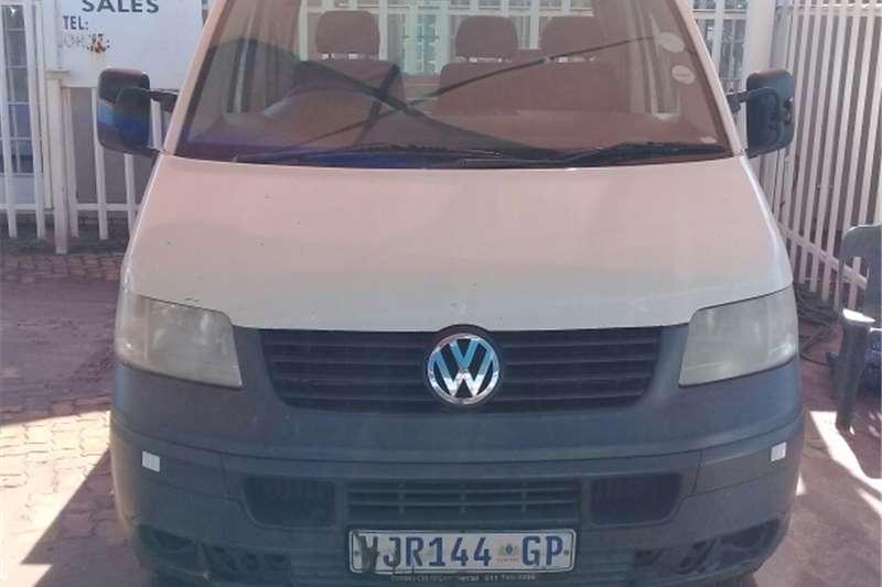 2008 VW Transporter 1.9TDI LWB