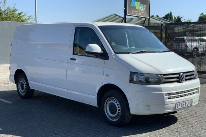 2015 VW Transporter 2.0TDI 75kW panel van