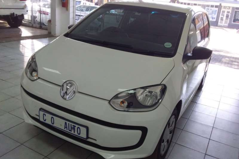 2015 VW up! club  3 door 1.0