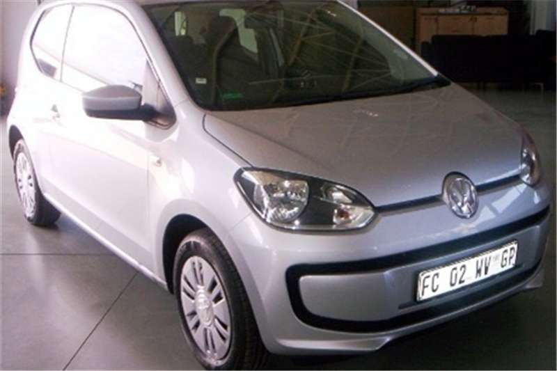 VW up! Move up! 1.0 2016