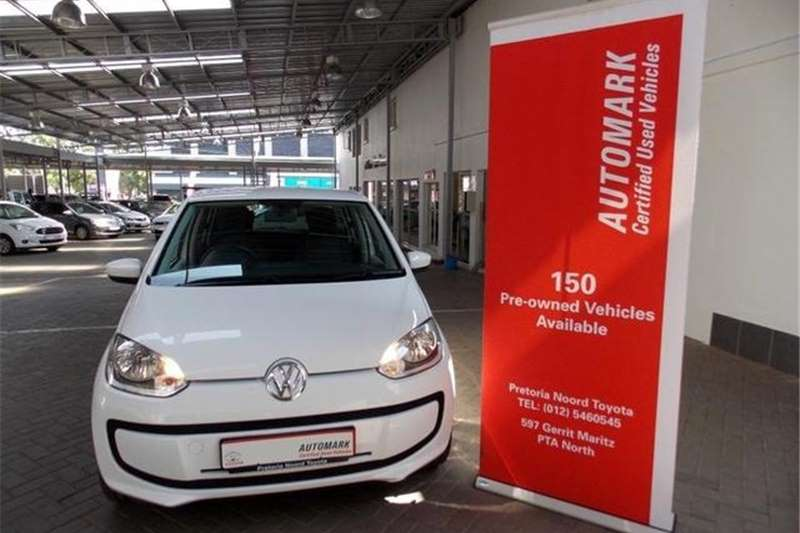 VW Up! move up! 5 door 1.0 2016