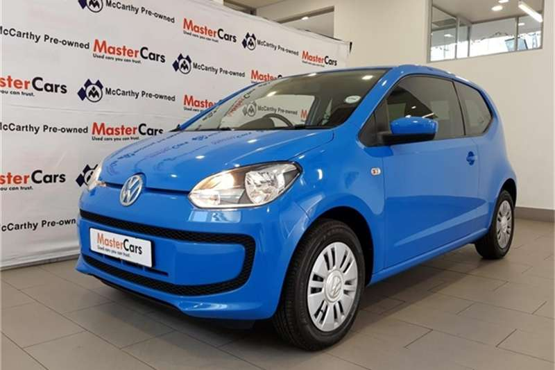 VW up! move up! 5-door 1.0 2016