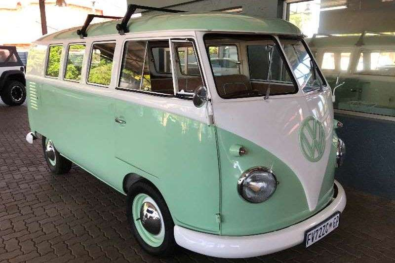 1957 VW Volkiesbus