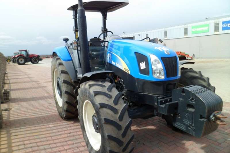 Case New Holland T6020 Tractor
